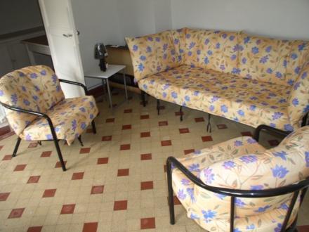 Location Appartement meublé 1 pièces Bar-le-Duc (55000) - Ville Haute