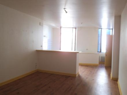 Location Appartement 1 pièces Bar-le-Duc (55000) - Ville Haute