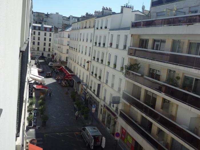 Rue du Champ de Mars
