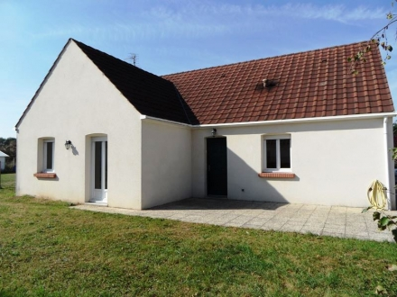 Location Maison avec jardin 4 pièces Cormeray (41120) - CALME