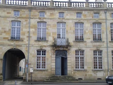 Garage à louer Ville Haute Bar-le-Duc