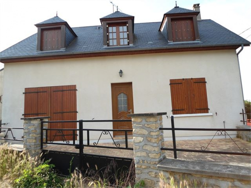 Maison avec jardin t5 louer saint benin des bois - Location maison avec jardin quimper colombes ...