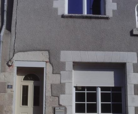 Location Maison de ville 3 pièces Les Montils (41120)