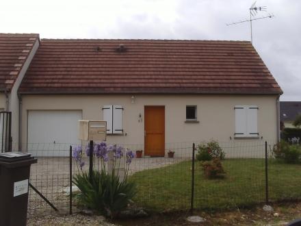Location Maison avec jardin 3 pièces Cormeray (41120) - plain-pied