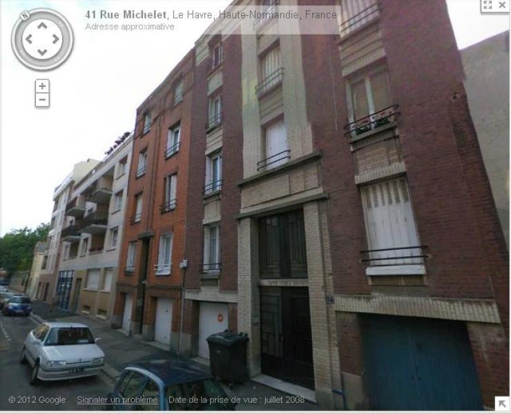 appartement t2 louer le havre 76600 quartier 34 rue michelet. Black Bedroom Furniture Sets. Home Design Ideas