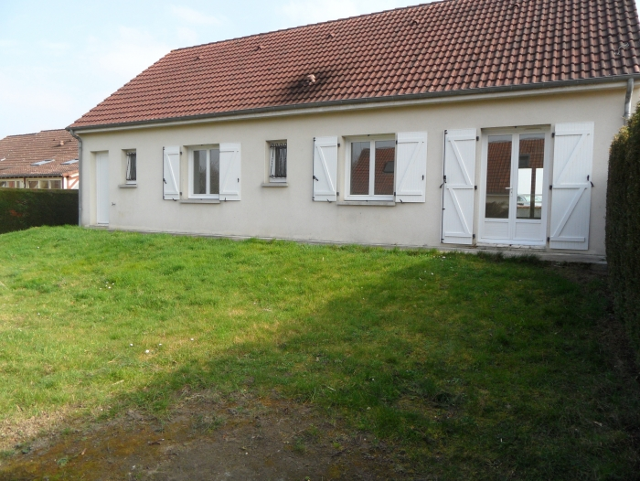 Location Maison avec jardin 4 pièces Candé-sur-Beuvron (41120)