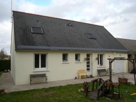 Location Maison de ville 5 pièces Blois (41000) - Avec jardin