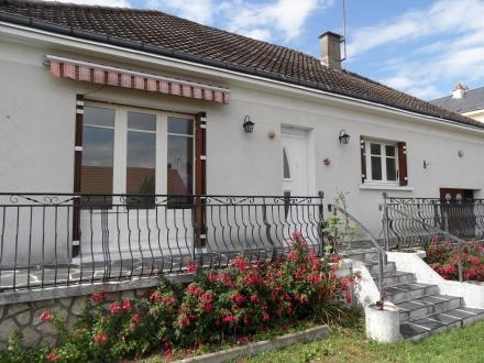 Location Maison avec jardin 3 pièces Saint-Aignan (41110)
