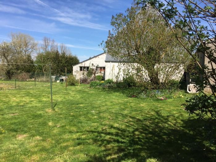 Maison avec jardin t3 louer maubeuge 59600 for Location maison avec jardin 34