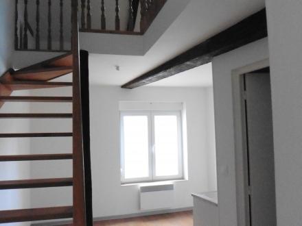 Location Studio 1 pièces Avesnes-sur-Helpe (59440) - centre ville