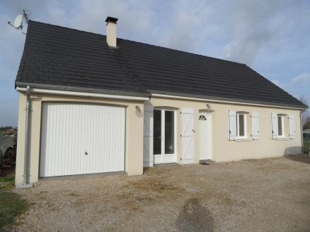 Location Maison 4 pièces Oisly (41700)