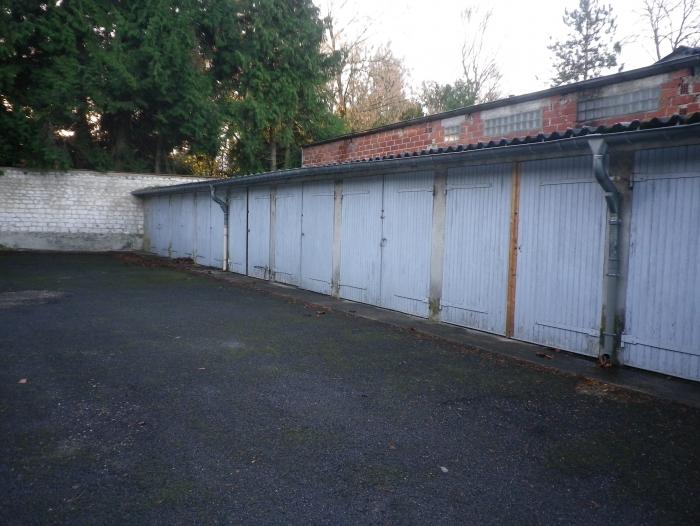 Garages individuels