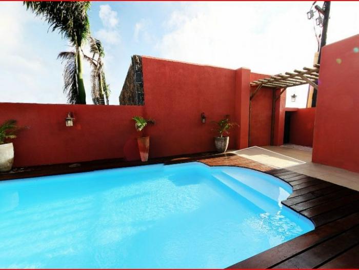 Locations diverses t4 louer trou aux biches ile maurice for Campement a louer a grand baie avec piscine