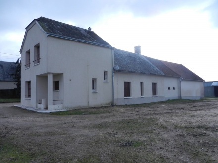 Location Maison 5 pièces Sassay (41700)