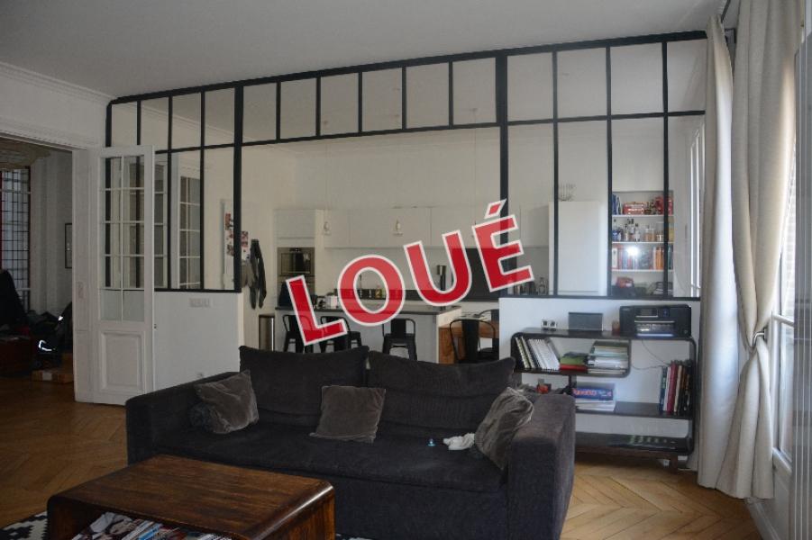 Appartement T5 à Louer Paris 17ème Arrondissement 75017