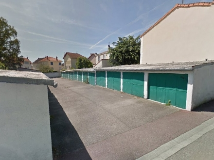Garages individuels - Quartier Grand Treuil LIMOGES