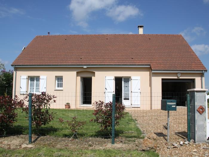 Location Maison 3 pièces Magny (28120)