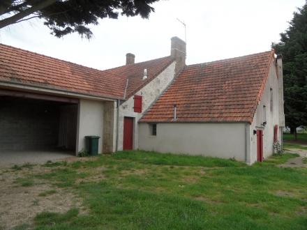 Location Maison avec jardin 3 pièces Chémery (41700) - avec jardin