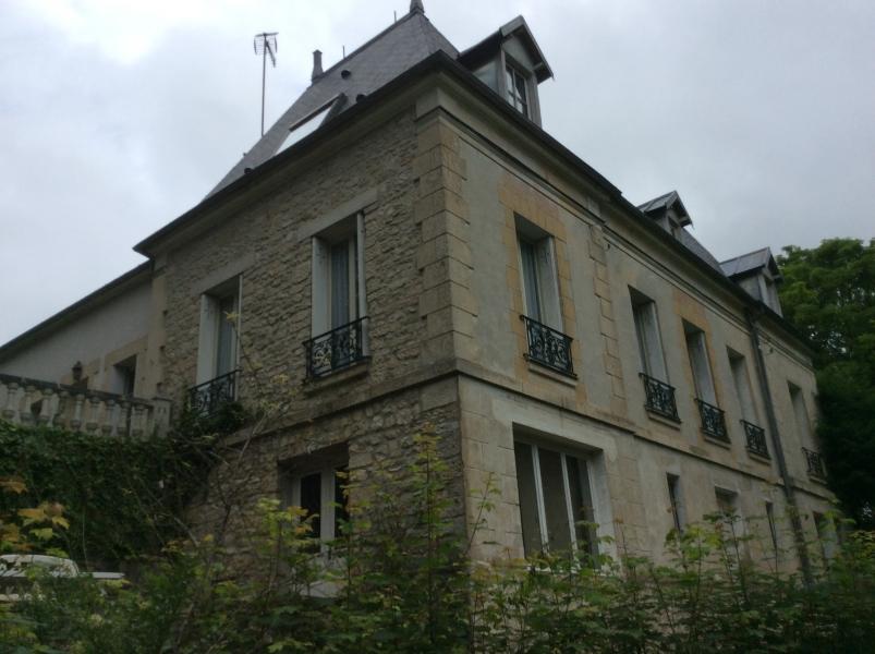 Maison ancienne t7 louer rocquemont 60800 for Ancienne maison des gardes lourmarin france