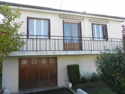 Location Maison avec jardin 3 pièces La Chaussée-Saint-Victor (41260) - Quartier calme