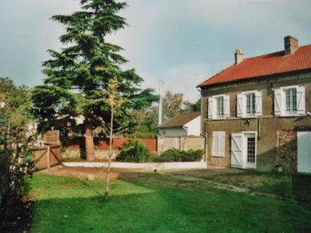 Location Maison avec jardin 3 pièces Orgerus (78910)