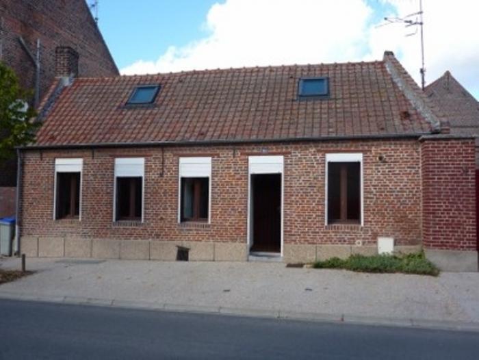 Maison avec jardin louer iwuy 59141 quartier calme - Location maison avec jardin quimper colombes ...
