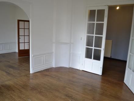 Location Appartement avec terrasse 4 pièces Dun-sur-Meuse (55110) - proche commodités