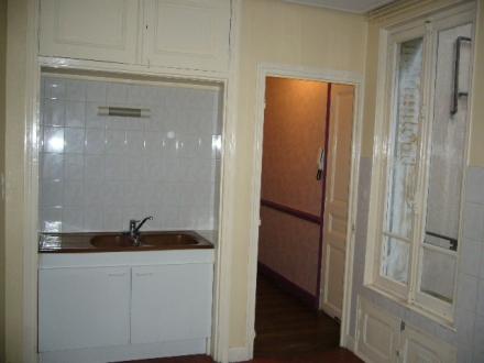 Location Appartement 3 pièces Verdun (55100) - En centre ville