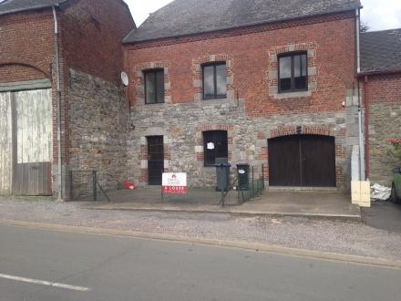Location Maison 4 pièces Bérelles (59740)