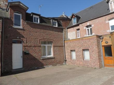 Location Maison 2 pièces Avesnes-sur-Helpe (59440)