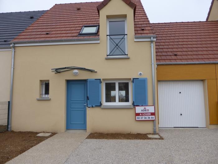 Location Maison 4 pièces Chartres (28000)