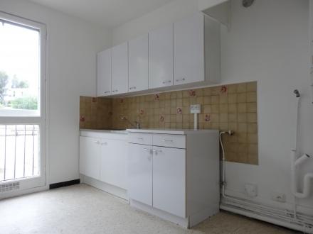 Location Appartement 3 pièces Nîmes (30000) - 3 pièces
