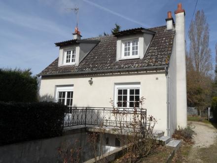 Location Maison 3 pièces Les Montils (41120) - au calme