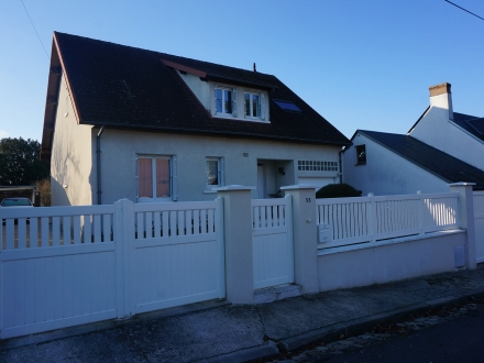 Location Maison avec jardin 9 pièces Romorantin-Lanthenay (41200)