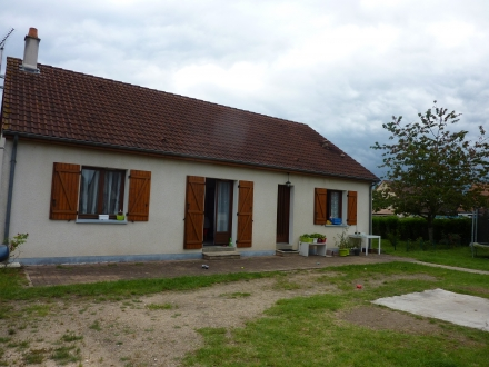 Location Maison avec jardin 7 pièces Romorantin-Lanthenay (41200)