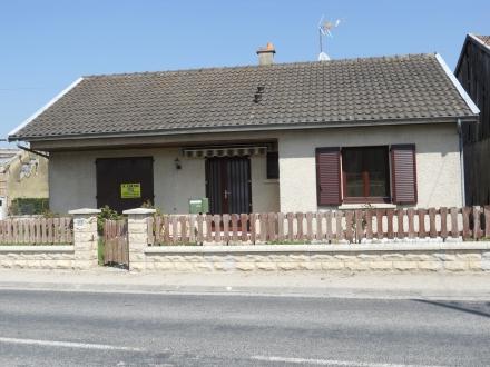 Location Maison 4 pièces Chaudefontaine (51800)