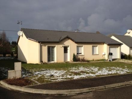 Location Maison 4 pièces Charny-sur-Meuse (55100) - Proche Verdun (55)