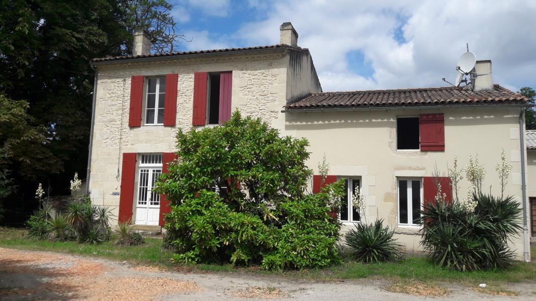 Maison avec jardin t6 louer barsac 33720 - Recherche petite maison a louer avec jardin ...