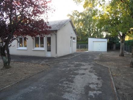 Location Maison 2 pièces Contres (41700)