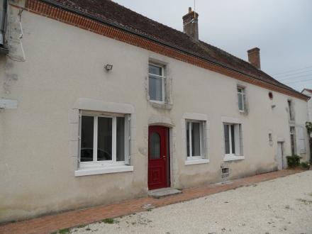 Location Maison 5 pièces Saint-Claude-de-Diray (41350)