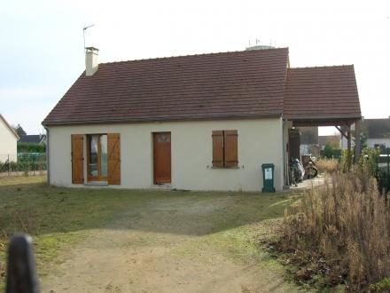 Location Maison de village 3 pièces Contres (41700)
