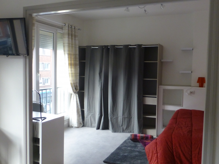 Location Appartement meublé 1 pièces Châlons-en-Champagne (51000) - centre ville