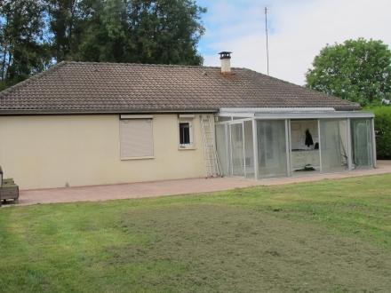 Location Maison 5 pièces Soligny-les-Étangs (10400)