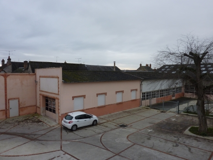 Location Local commercial  pièces Romorantin-Lanthenay (41200) - CENTRE VILLE
