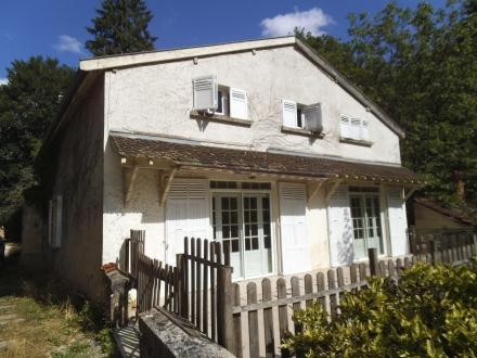 Location Maison 4 pièces Lisle-en-Rigault (55000) - En pleine campagne