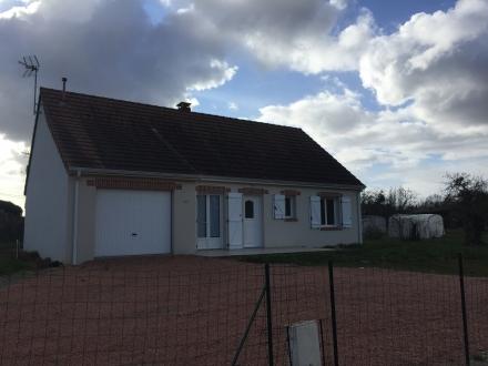 Location Maison 4 pièces Langon (41320)