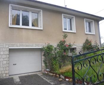 Location Maison 4 pièces Sainte-Menehould (51800) - proche centre ville
