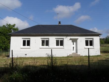 Location Maison 4 pièces Monthou-sur-Cher (41400) - AU CALME, EN CAMPAGNE