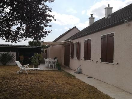 Location Maison 5 pièces Augy (89290)