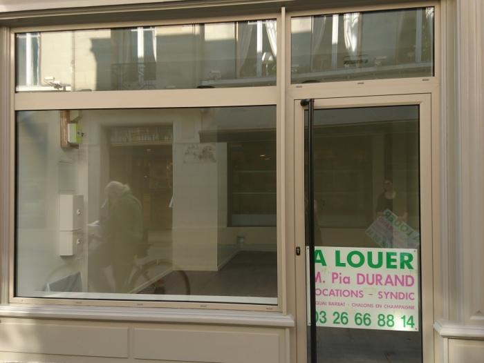 Location Local commercial 1 pièces Châlons-en-Champagne (51000)
